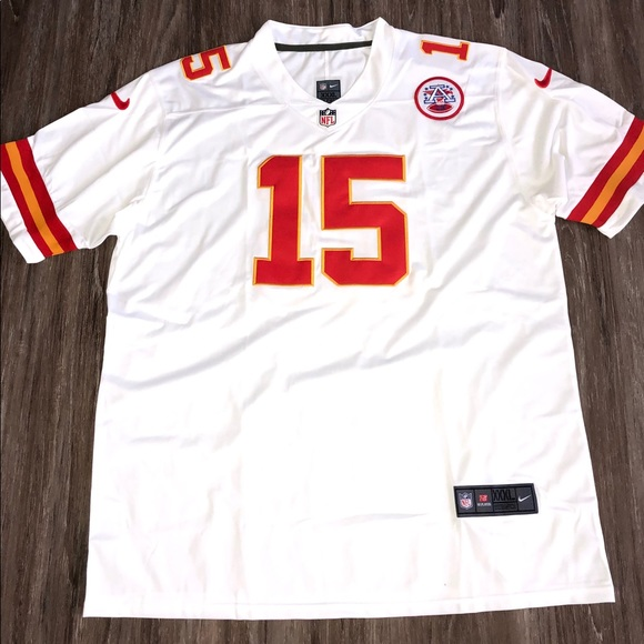 new concept 9ae0a 3314c Patrick Mahomes XXXL Chiefs Jersey. NWT Stitched NWT